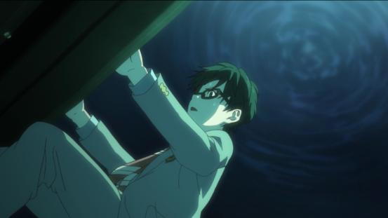 Kousei drowning
