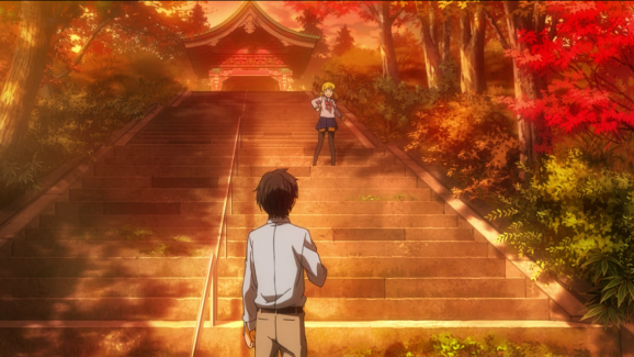 Your Lie in April shrine
