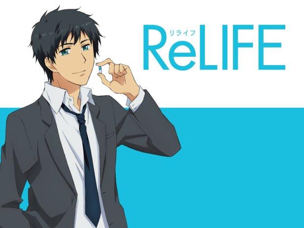 Main character ReLife