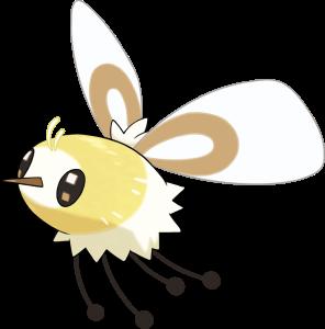 Cutiefly Alola Pokemon
