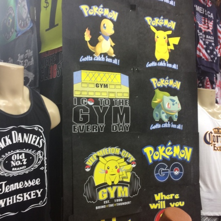 Custom Pokemon Shirts