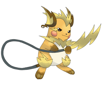 mega_raichu_tail_sword_by_glitchedmew-d9ll736