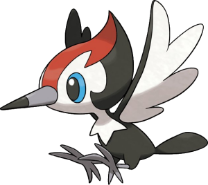 Pikipek Alola Pokemon