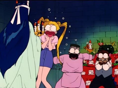 Sailor Moon Halloween Episode