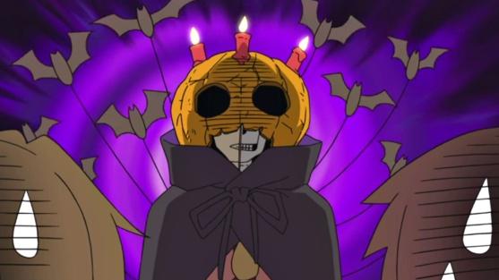 Haruhi-Chan Halloween Episode