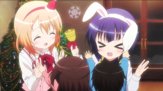 is-the-order-a-rabbit-christmas-episode-cocoa-santa-hat