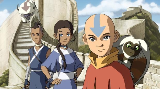 Avatar The Last Airbender Katara Aang Sokka