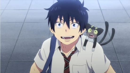 Okumura Rin Blue Exorcist Season 2 Kyoto