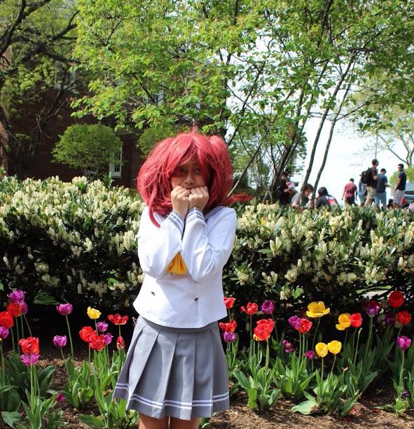 Ruby Kurosawa Cosplay 1