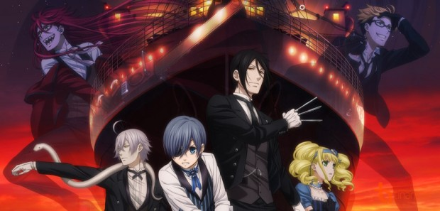 Black Butler Book Of Atlantic Promo