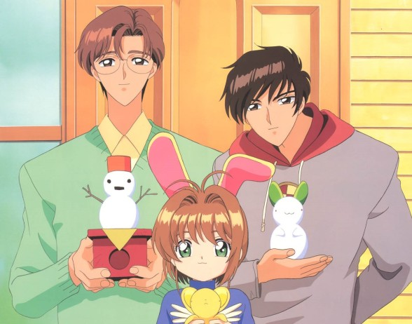 Cardcaptor Sakura Family Father's Day