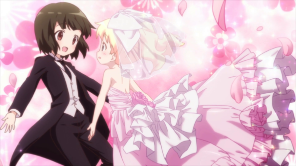 Kin Iro Mosaic Shino Alice Marriage