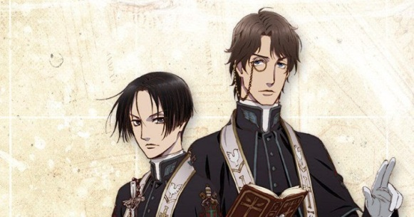 Image result for vatican miracle examiner anime