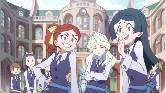 Little Witch Academy Bully Students
