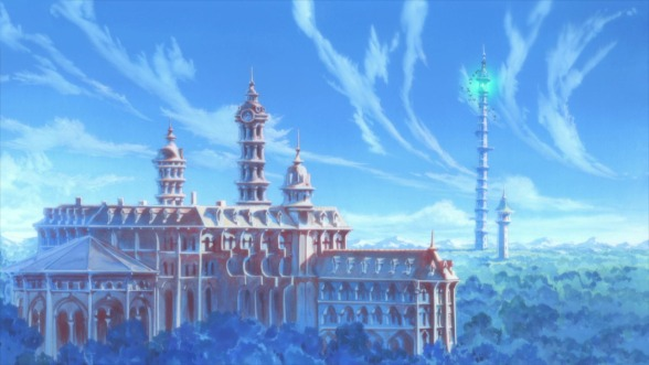 Luna Nova Magic Academy