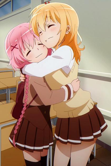 Kaos and Koyume Hug 2