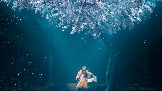Ninagawa Macbeth Cherry Blossom