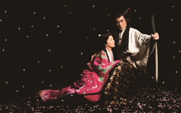 Ninagawa Macbeth Official Picture