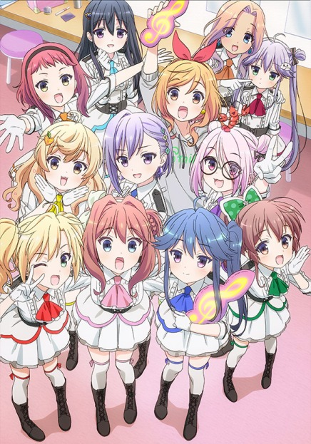 Ongaku Shoujo (Music Girls) Characters