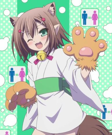 Hideyoshi gender fluidity