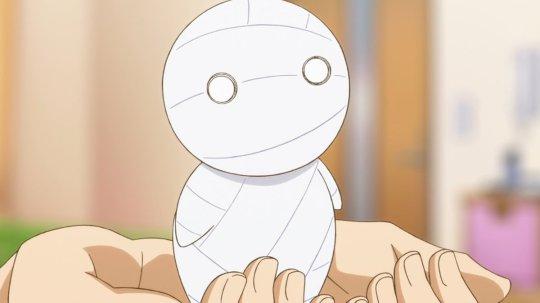 Mii Kun How To Keep a Mummy