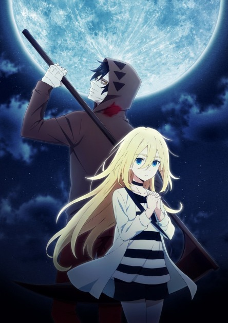 Rachel and Isaac from Angels of Death