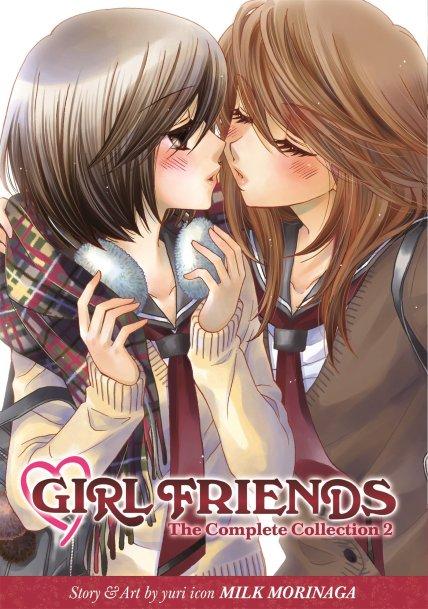 Girl Friends Omnibus 2