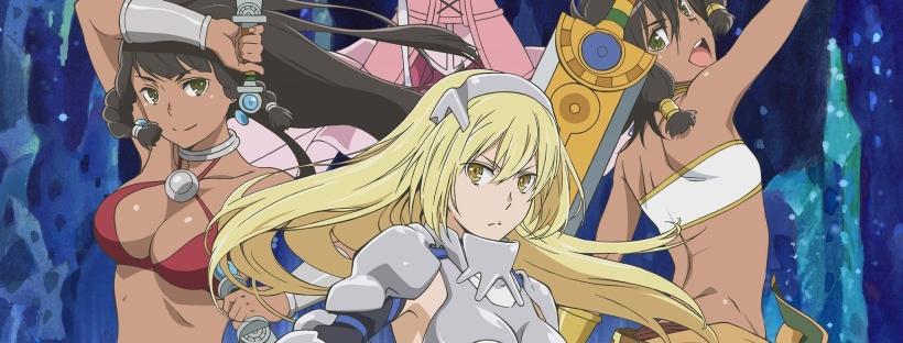 Sword Oratoria female cast