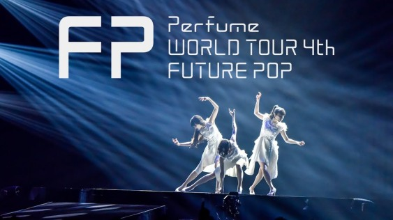 Perfume Future Pop Tour Promo Art