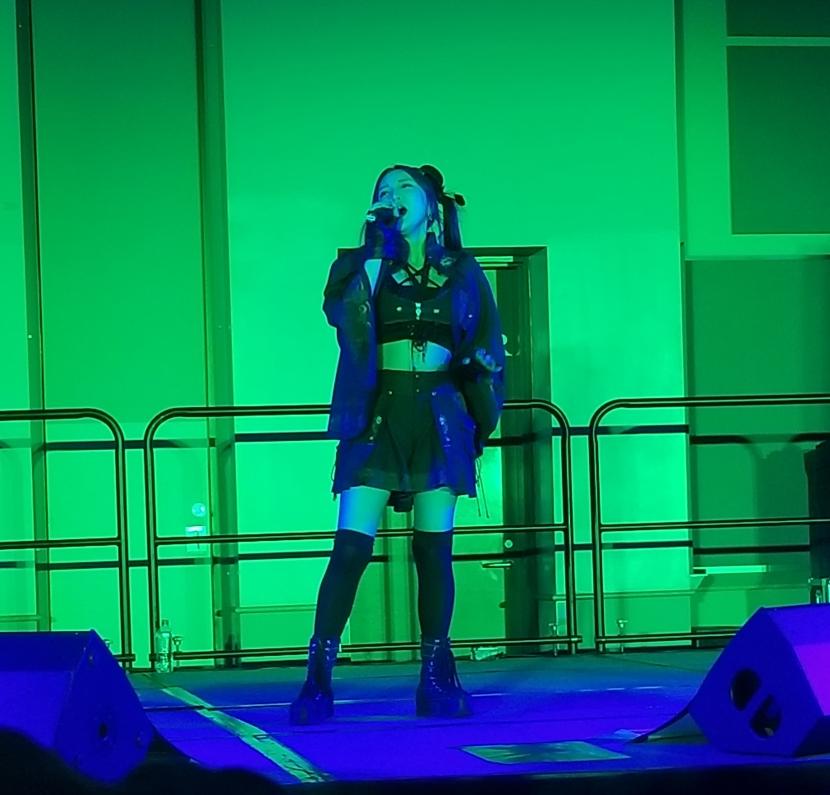 LeChat Japanese singer