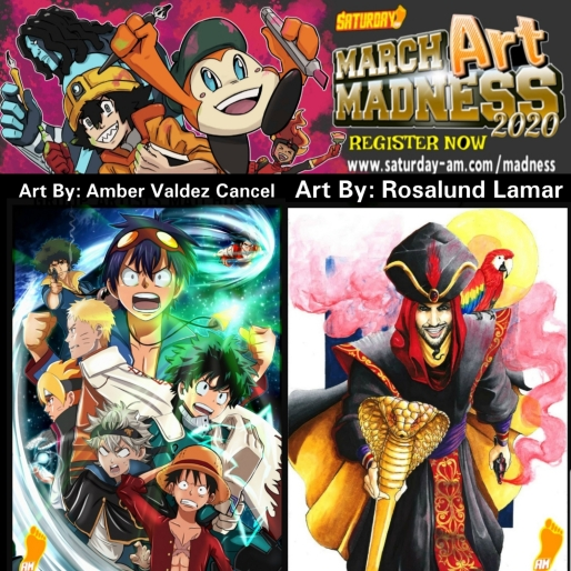 March Art Madness Picture