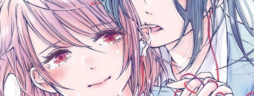 Transparent Light Blue yuri manga